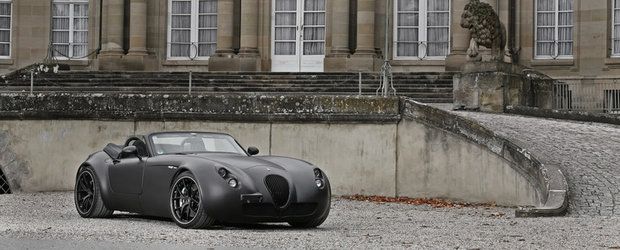 Wiesmann MF5 Roadster by Dahler - Batman are o noua jucarie!