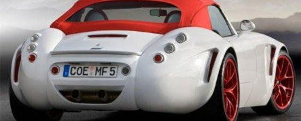 """Wiesmann MF5 Roadster - """"Soparla"""" apare inainte de Frankfurt"""