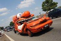 Woodward 2009: Cele mai ciudate si nebune masini, stranse toate la un loc