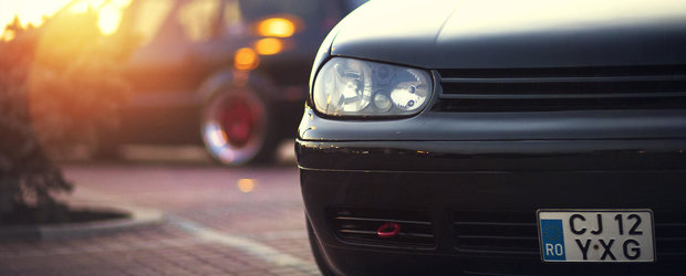 Work in Progress: Clean Volkswagen Golf 4 by Alex