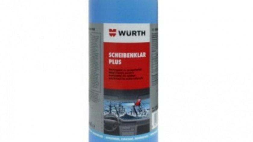 Wurth lichid parbriz concentrat de iarna -60 grade 1l