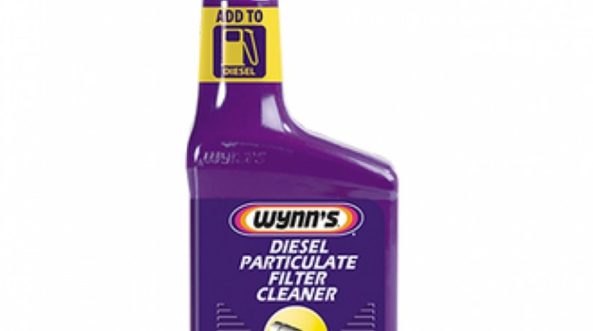 Wynn's Solutie Curatare Filtru Particule Diesel 325ML