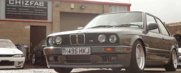 XCAR ne demonstreaza ca driftul este in ADN-ul BMW-ului seria 3