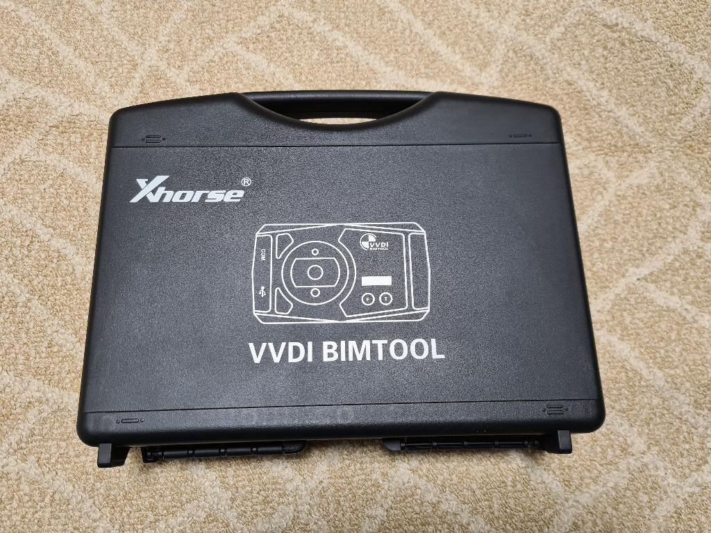 Xhorse VVDI BIM Tool BIMTool Pro - Corectie KM , Codari si Programari, Retrofit