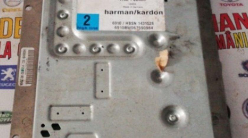 Xqk500095 amplificator harman kardon land rover discovery 3 range sport 6910bw067590984