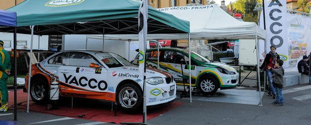 YACCO implicat in sportul cu motor - o cursa de neuitat pentru YACCO RACING TEAM la Poiana Brasov