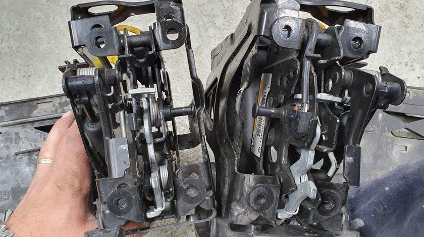 Yala broasca capota fata BMW Seria 5 F10 2011 2012 2013