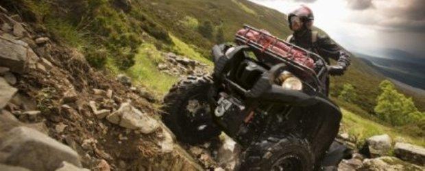 Yamaha Grizzly 700 EPS - Un ATV calitativ, fiabil si de renume