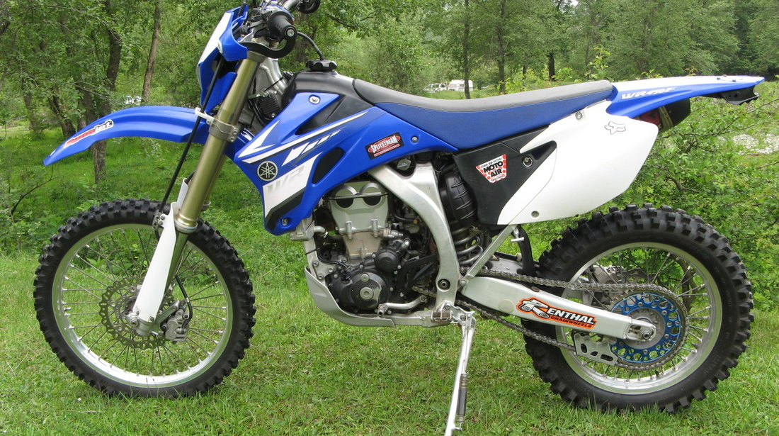 Yamaha WR450F Enduro