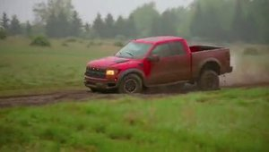 YES! Ford F-150 SVT Raptor in noroi!