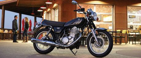 Zece motociclete bune pentru incepatori