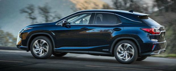 Zece SUV-uri eficiente care se vand pe piata din America