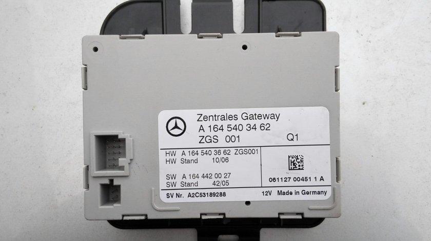 Zentrales Gateway Mecedes ML W164 A1645403462