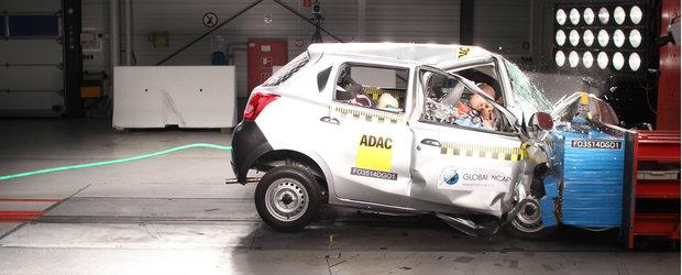 ZERO stele de siguranta pentru Datsun GO si Suzuki Maruti Swift