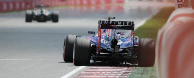 """""""Zidul Campionilor"""", locul special al Circuitului Gilles Villeneuve din Canada unde multi asi ai volanului si-au lasat amprenta"""