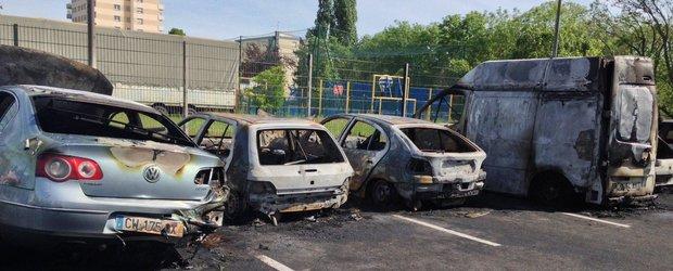Ziua Frantei, soldata cu pierderi uriase: 721 de masini incendiate