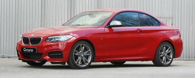 Ziua in care G-Power a venit cu un tuning de numai 54 CP. Pentru un BMW M235i.