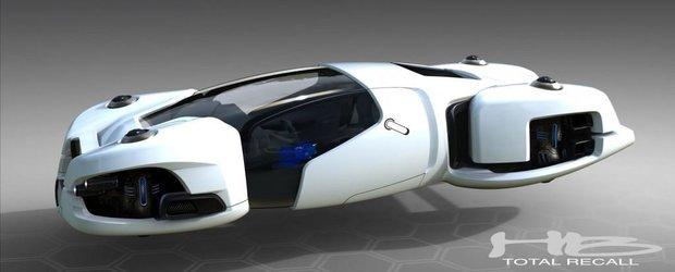 Zvon: Toyota se gandeste sa dezvolte o masina care leviteaza