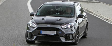 Zvonurile au fost confirmate. Viitorul hot-hatch Ford Focus RS500 din ce in ce mai aproape sa intre in productie