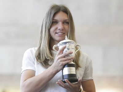 Simona Halep s-a ACCIDENTAT: s-a...