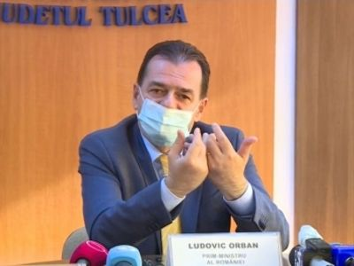 BREAKING Ludovic Orban a avut o...