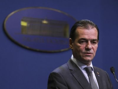 BREAKING Ludovic Orban, prima...